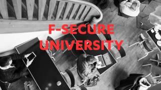 F-Secure University - Automatische Firewall Profilauswahl