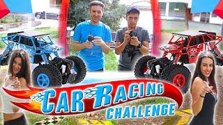 Car Racing Challenge ft. R1ou #Internet4u
