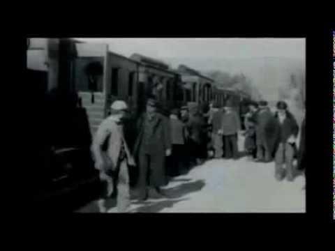 画像: 『ラ・シオタ駅への列車の到着』(L'arrivée d'un train en gare de La Ciotat) youtu.be
