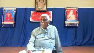 Day 5- Kathopanishad Discourse by Shri Bannanje Govindacharya-  at SKV Temple, San Jose