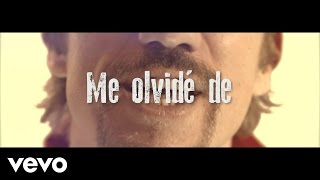 Macaco - Me Olvidé de Vivir (Lyric Video)
