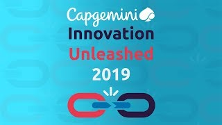 Capgemini Innovation Unleashed 2019