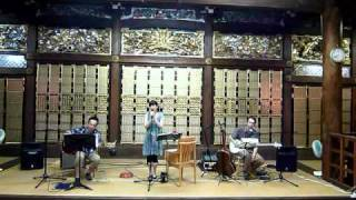 滋賀県蒲生郡日野町内の音楽愛好グループ「シュガーヒル」さんによる、...