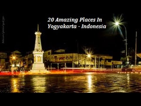 20 Amazing Places In Yogyakarta, Indonesia