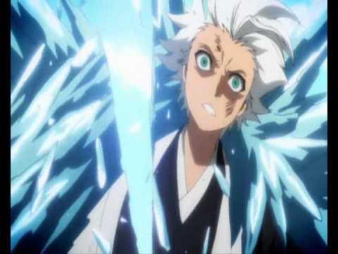 Hitsugaya vs Halibel Bleach Amv - Three Days Grace
