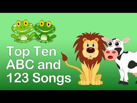 preschool abc songs clara s world teaching abcs and 123s doovi 264