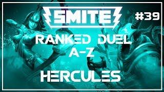 Smite: Duel A-Z! | Hercules | #39