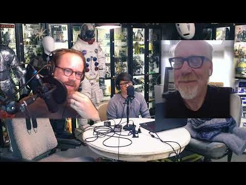 The Speed of Electrons - Still Untitled: The Adam Savage Project - 11/16/17