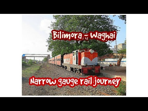 100+ years old Narrow Gauge railway of Mumbai WR BCT division | Journey compilation
