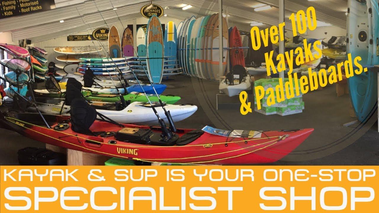 Kayak & Sup - Australia - Buy Fishing Kayak & Paddle Boards