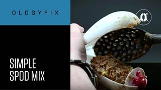 CARPologyTV - How to make a simple spod mix