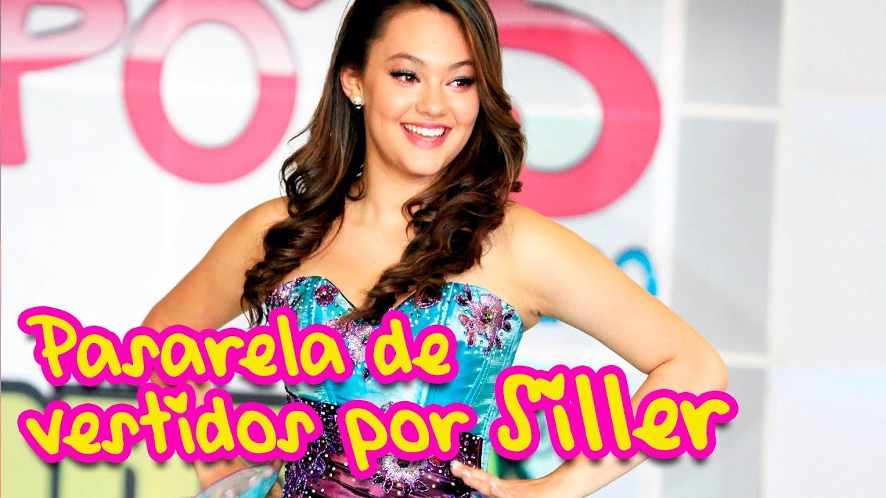 Expo 15 México vestidos p/tus 15 Siller Moda XV Jun14