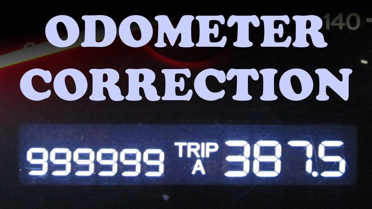 DIY: Odometer Reprogramming: 11 Steps