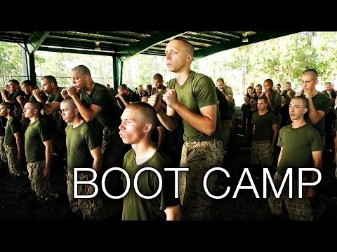 U.S. Marines Boot Camp - Parris Island Recruit Training