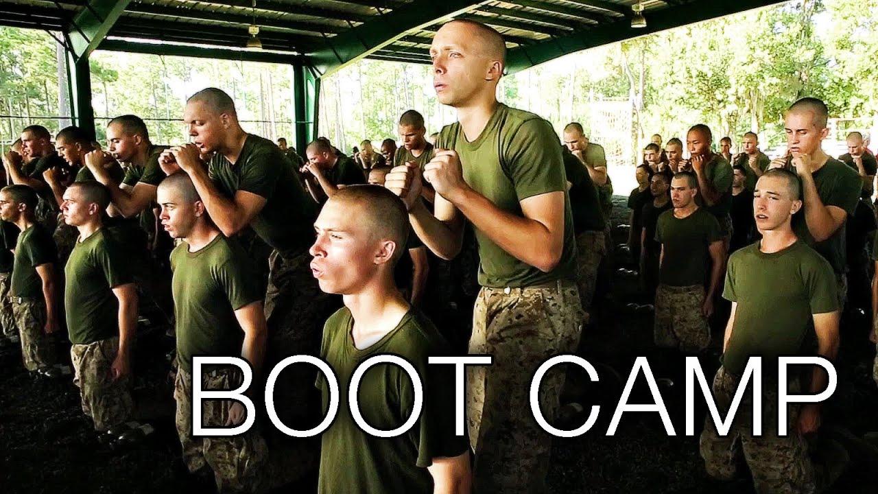 U.S. Marines Boot Camp - Parris Island Recruit Training ...