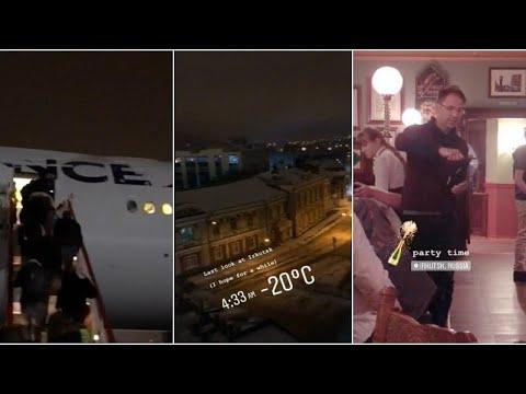 282 راكبا تحدوا برد سيبيريا القارس لثلاثة أيام بسبب عطل في طائرتهم…  - نشر قبل 9 ساعة