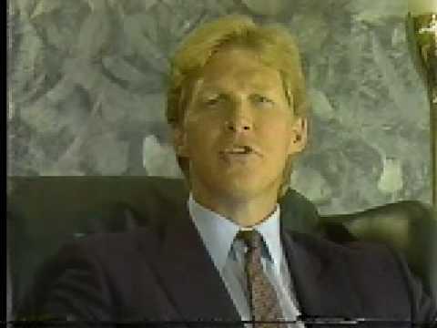 City Mattress Commercial 1988