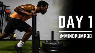 Day 1 - Fitness & Mobility Program - 30 Days of Training (MIND PUMP)