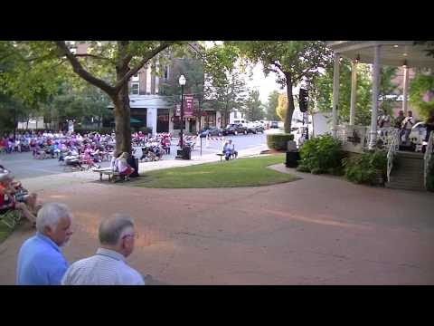 Time-Lapse Rotation - 1st Crowd Test - Friday Night Bandstand
