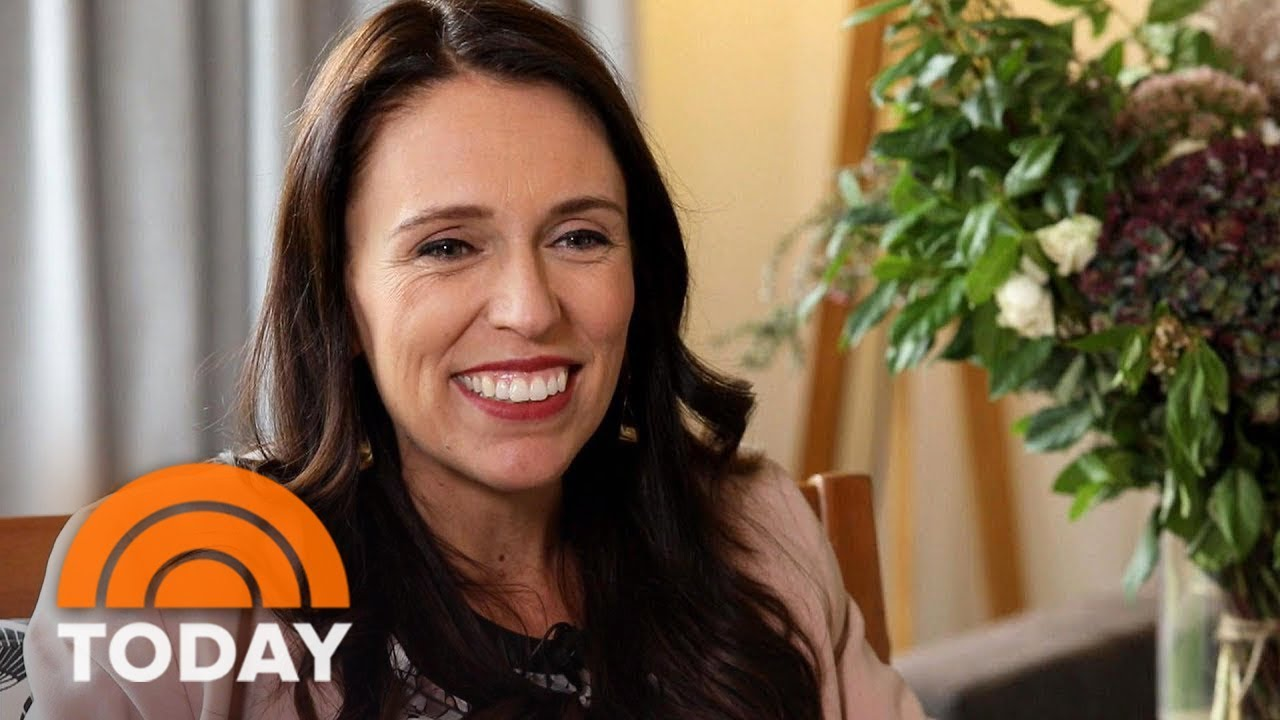 New Zealand's Prime Minister, Jacinda Ardern – Pregnant And In Power | TODAY