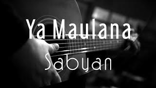 Ya Maulana - Sabyan ( Acoustic Karaoke )