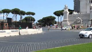 Памятник Витторио Эмануэле II, Рим, Италия