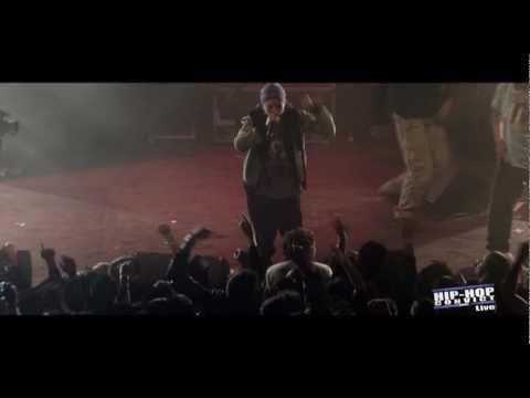 HHConvict Support Part III LIVE KENY ARKANA - La Rage