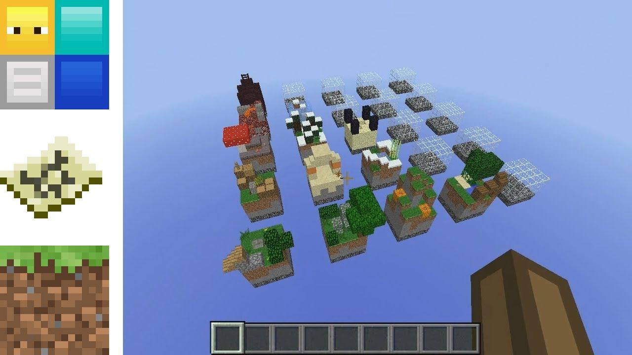 Minecraft Build Chunk