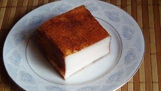 Сало: шпик венгерский (рецепт приготовления).