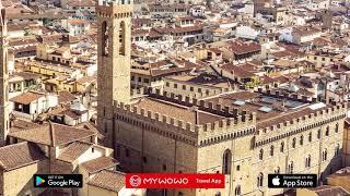 видео Палаццо Веккьо: величественный дворец во Флоренции