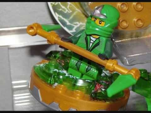 New Lego Ninjago Spinners