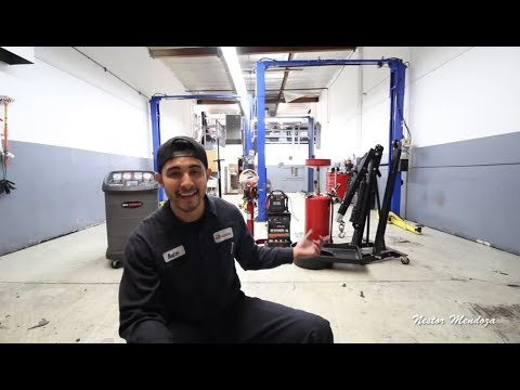 Top 12 Pieces Of Equipment Needed To Open An Auto Repair Shop