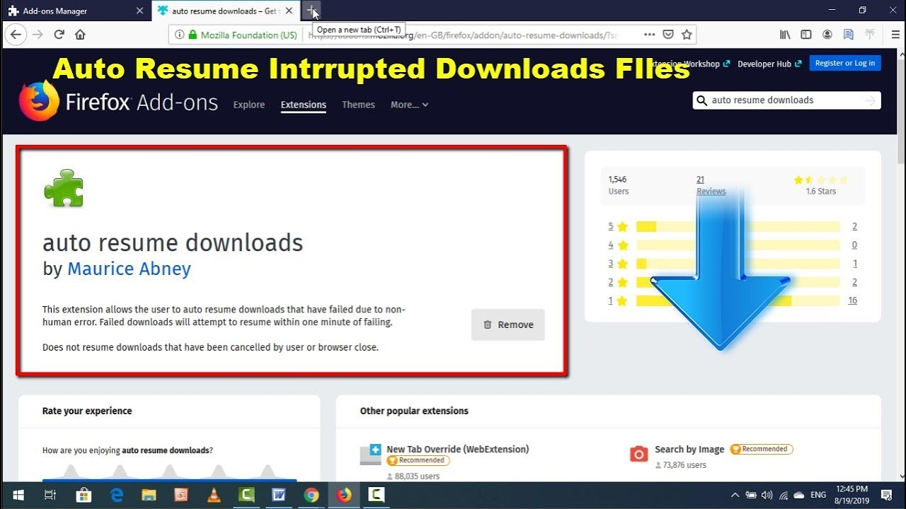 Resume rapidshare download firefox how to write a salesletter