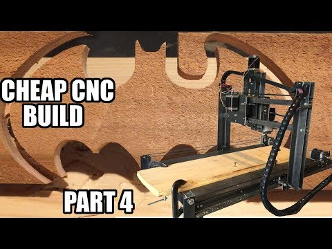 Cheap CNC build: Part 4