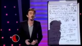 Arnaud Tsamere [5] Les fumeurs moins bruyants grâce aux mimes - ONDAR