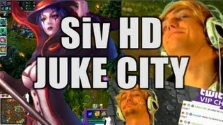 Siv HD - JUKE CITY (欺詐師合輯)