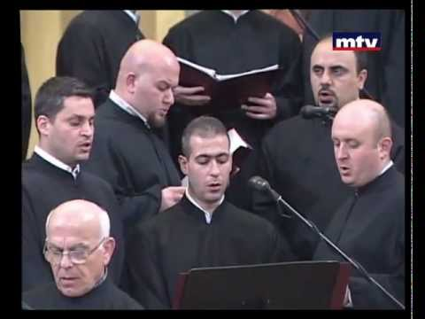 Religious Special - Mount Lebanon Orthodox Choir Recital