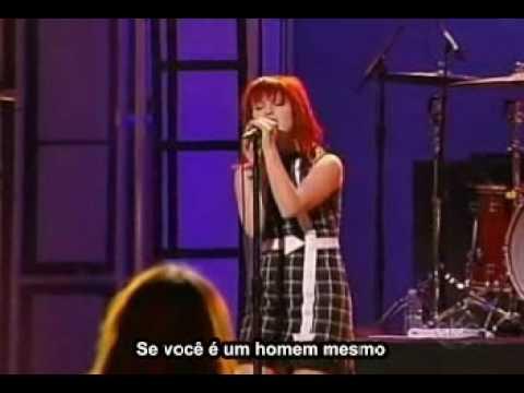 Paramore - Decode live (legendado)