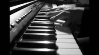 Jamie Cullum Twentysomething solo piano version