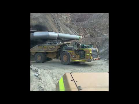 Underground mining Australia