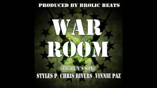 War Room -Styles P, Chris Rivers(Pun
