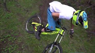 Экстрим на велосипеде(Экстрим на велосипеде В этом видео вы уведите экстремальное катание на велосипеде в горах и не только…, 2016-02-14T18:10:54.000Z)