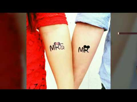 Romantic Couple Tattoos