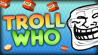 TROLLING WHO?? SIMON CANNOT ESCAPE FROM THE TNT BOMB (Minecraft Minigame) w/ SimonHDS90