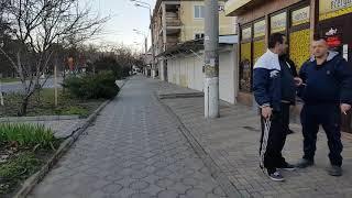 Анапа. Джемете. 10.1.2018 Прогулка По пионерскому