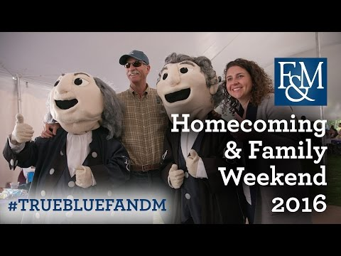 #TRUEBLUEFANDM Homecoming & Family Weekend 2016