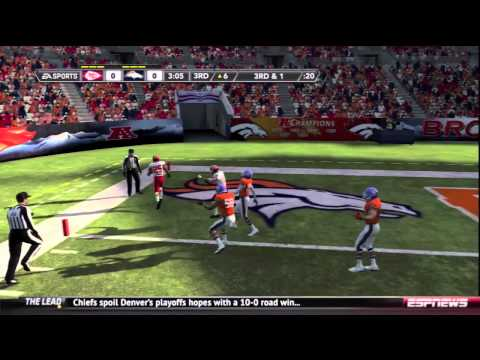 OS Vets Year 1 Week 17: Chiefs @ Broncos