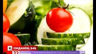 видео Роздільне харчування меню на тиждень для схуднення