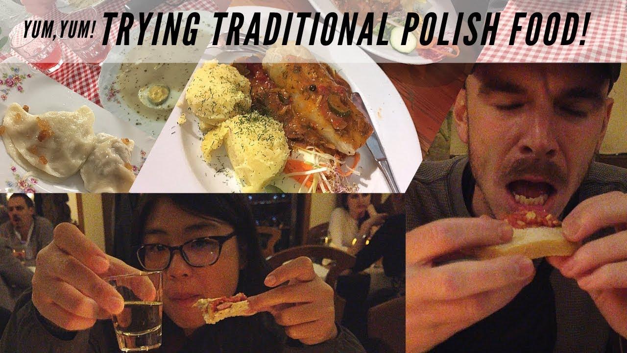 Krakow Food Tour // Poland Vlog // Travelling Full Time