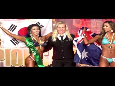 WFF World Championship 2016 - Dublin